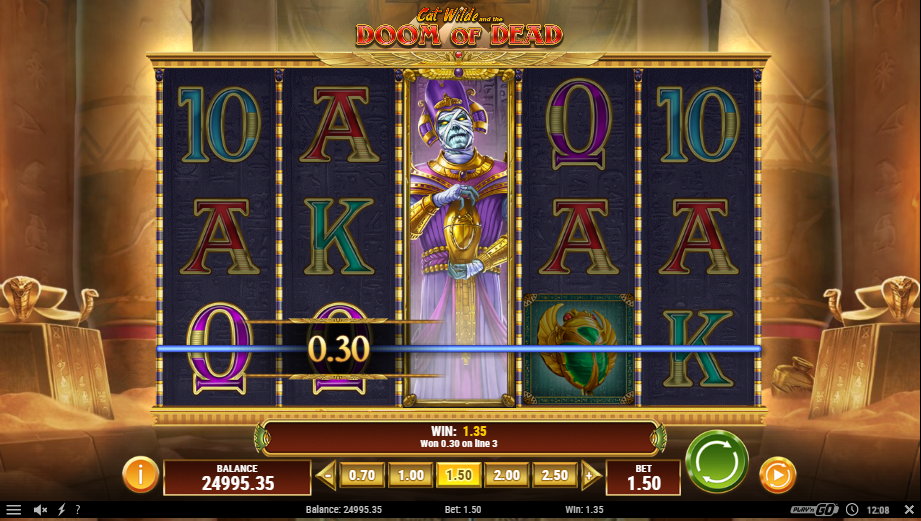 doom-of-dead-slot