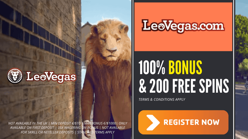 leovegas-welcome-offer